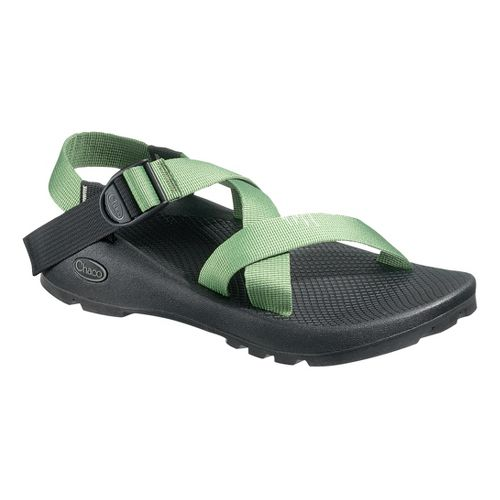 Mens Chaco Z1 Unaweep Sandals Shoe - Green 9