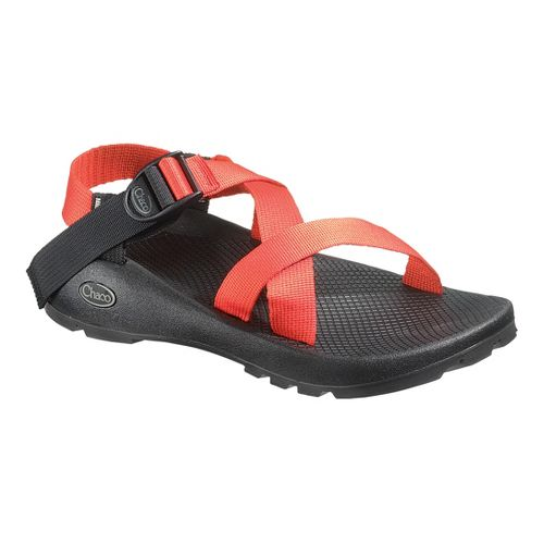 Mens Chaco Z1 Unaweep Sandals Shoe - Red 13