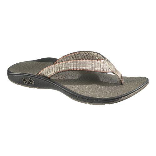 Mens Chaco Fathom Sandals Shoe - Matrix Brindle 12
