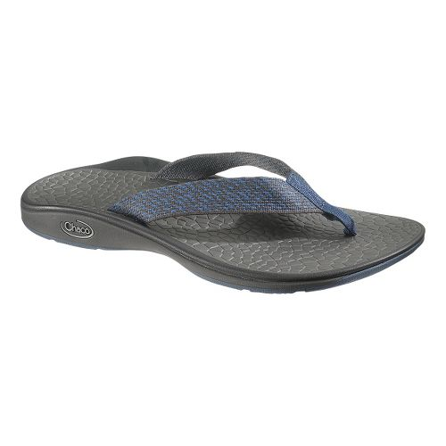 Mens Chaco Fathom Sandals Shoe - Pencil Art 8
