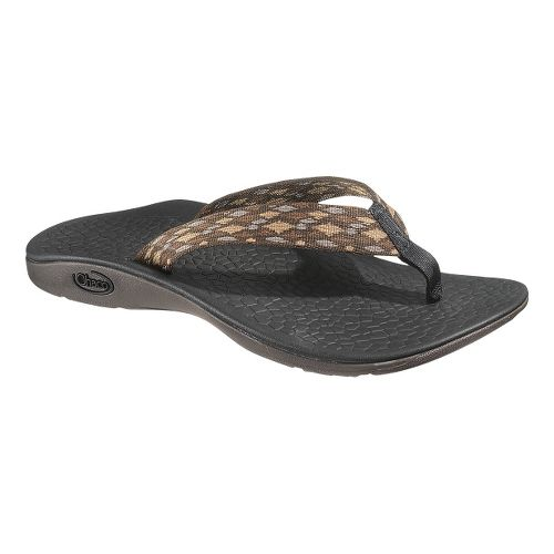 Mens Chaco Fathom Sandals Shoe - Uniform Brown 12