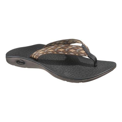Mens Chaco Fathom Sandals Shoe - Uniform Brown 8