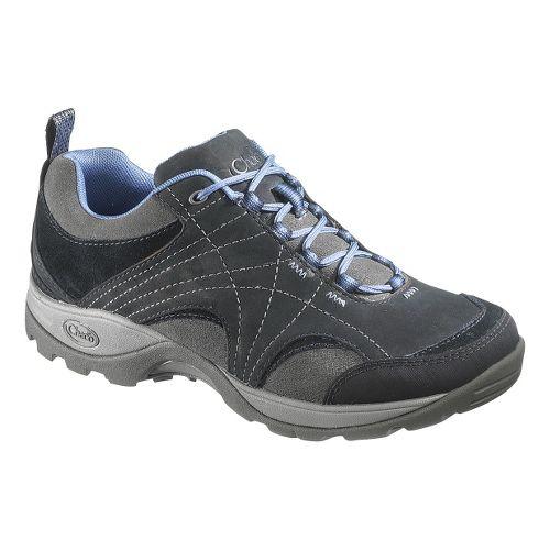 Womens Chaco Azula Hiking Shoe - Black 7.5