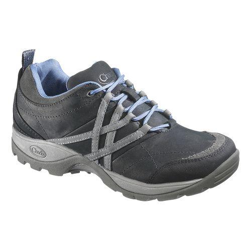 Womens Chaco Winsome Hiking Shoe - Black 8.5