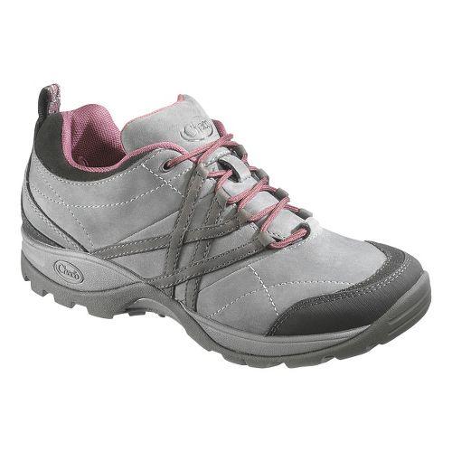 Womens Chaco Winsome Hiking Shoe - Gunmetal 7.5