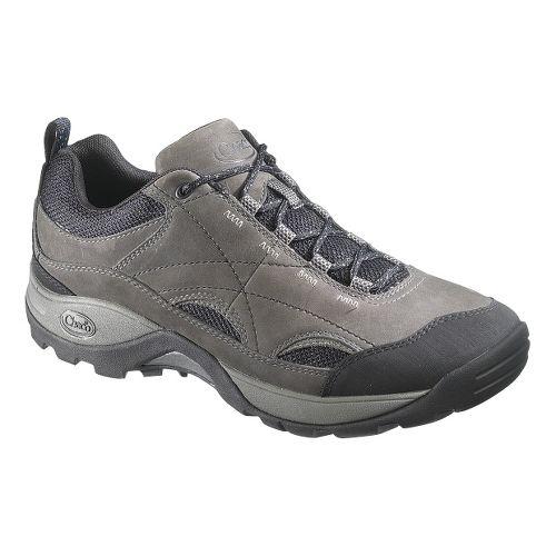 Mens Chaco Hinterland Mesh Hiking Shoe - Beluga 8.5