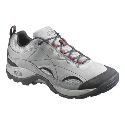 Mens Chaco Hinterland Mesh Hiking Shoe - Gunmetal 8