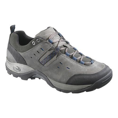 Mens Chaco Adder Hiking Shoe - Beluga 10