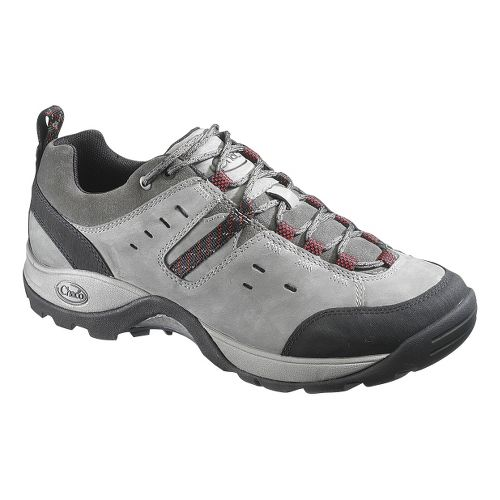 Mens Chaco Adder Hiking Shoe - Gunmetal 7.5