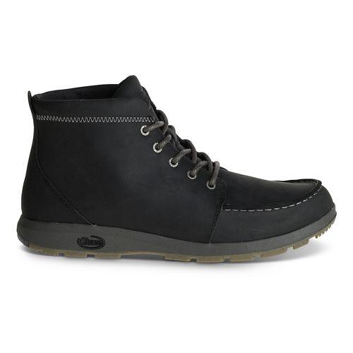 Mens Chaco Brio Casual Shoe - Black 7.5