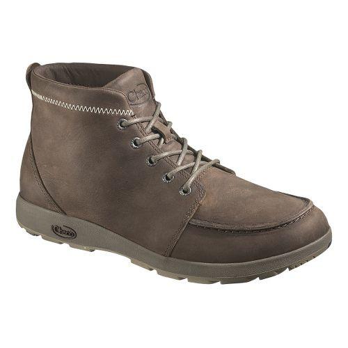 Mens Chaco Brio Casual Shoe - Chocolate Brown 12