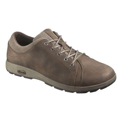 Mens Chaco Ashwin Casual Shoe - Chocolate Brown 14