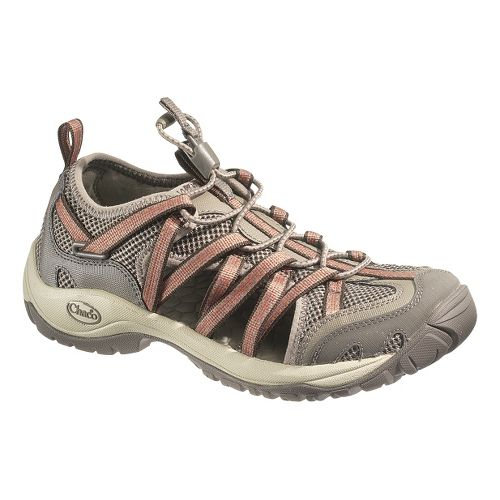 Womens Chaco OutCross Lace Trail Running Shoe - Bungee 10