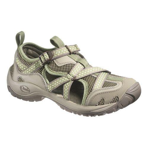 Womens Chaco OutCross Web Trail Running Shoe - Fern 10.5