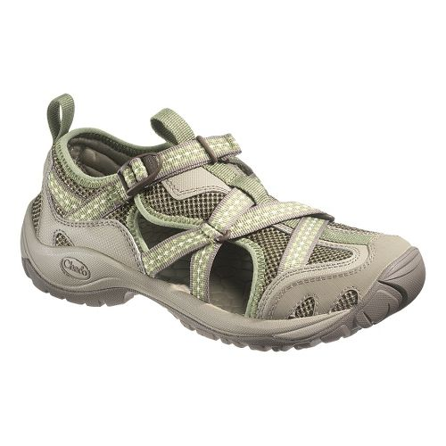 Womens Chaco OutCross Web Trail Running Shoe - Fern 9.5