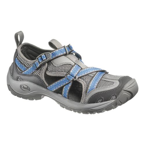Womens Chaco OutCross Web Trail Running Shoe - Raven 7.5