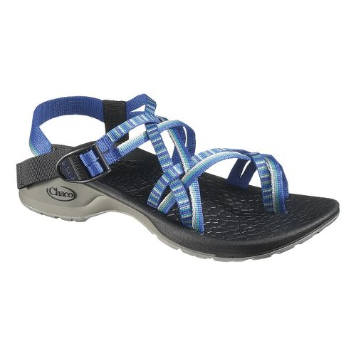 Womens Chaco Updraft X2 Sandals Shoe - Stream 10