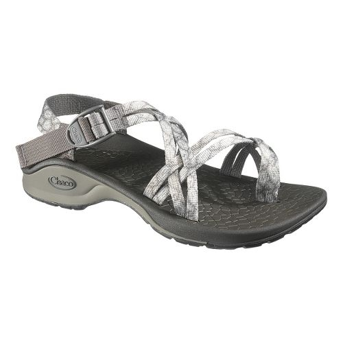 Womens Chaco Updraft X2 Sandals Shoe - Stones Grey 6