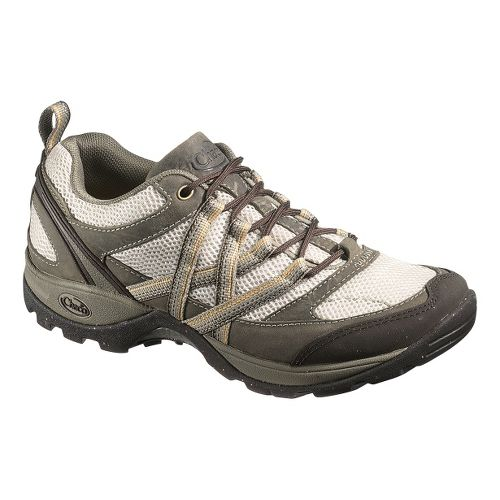 Womens Chaco Zora Trail Running Shoe - Brindle 6.5