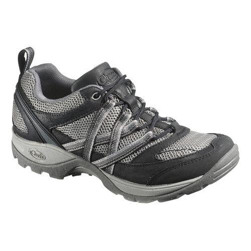 Womens Chaco Zora Trail Running Shoe - Raven 7.5