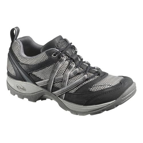 Womens Chaco Zora Trail Running Shoe - Raven 8.5