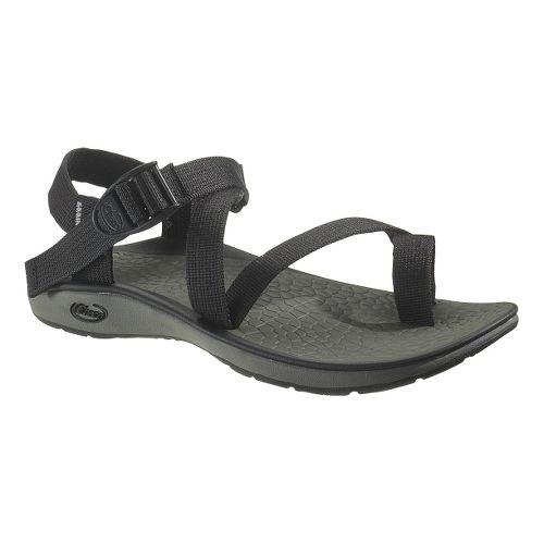 Womens Chaco Royal Sandals Shoe - Black 8