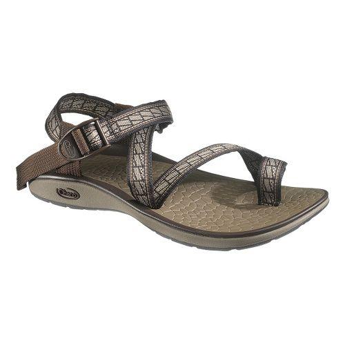 Womens Chaco Royal Sandals Shoe - Flagged 5
