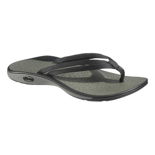 Womens Chaco Raja Sandals Shoe - Black 5