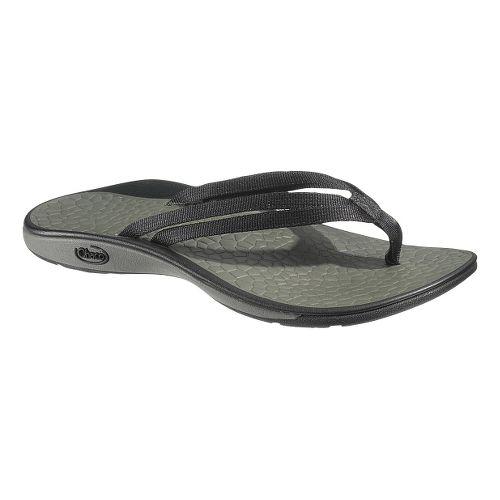 Womens Chaco Raja Sandals Shoe - Black 7