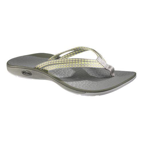 Womens Chaco Raja Sandals Shoe - Spikes 10