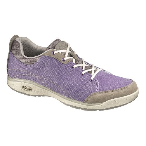 Womens Chaco Rozz Sneaker Casual Shoe - Loganberry 8