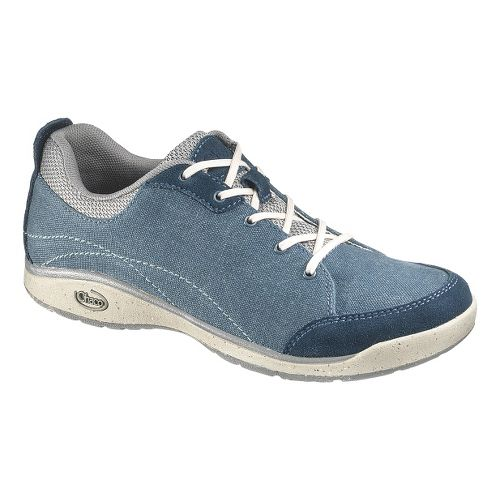 Womens Chaco Rozz Sneaker Casual Shoe - Reflecting Pond 6