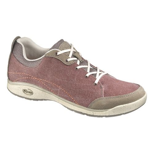 Womens Chaco Rozz Sneaker Casual Shoe - Rum Raisin 6