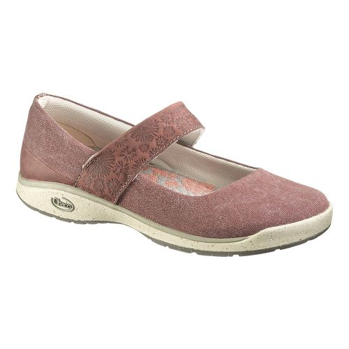 Womens Chaco Gala MJ Casual Shoe - Rum Raisin 7
