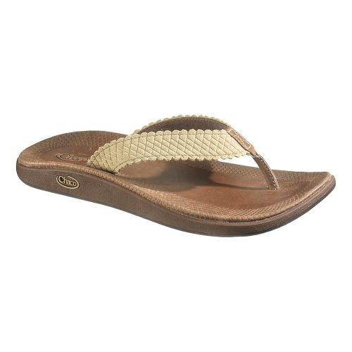 Womens Chaco Liberty Flip Sandals Shoe - Incense 5