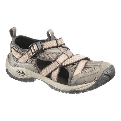 Mens Chaco OutCross Web Trail Running Shoe - Bungee 11
