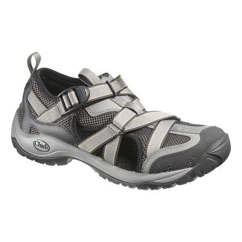 Mens Chaco OutCross Web Trail Running Shoe - Gunmetal 8