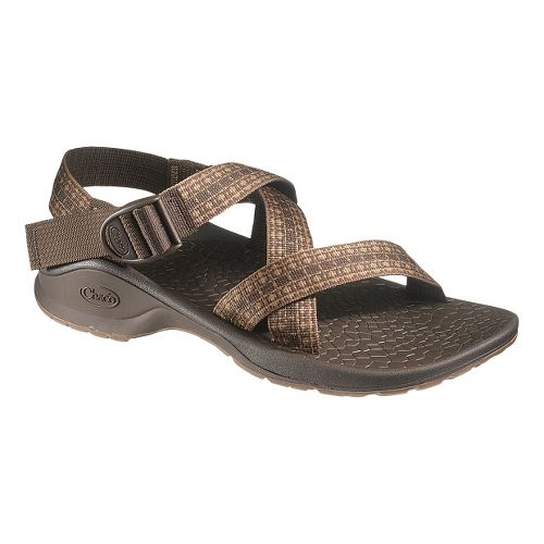 Mens Chaco Updraft Sandals Shoe - Flint Brown 11