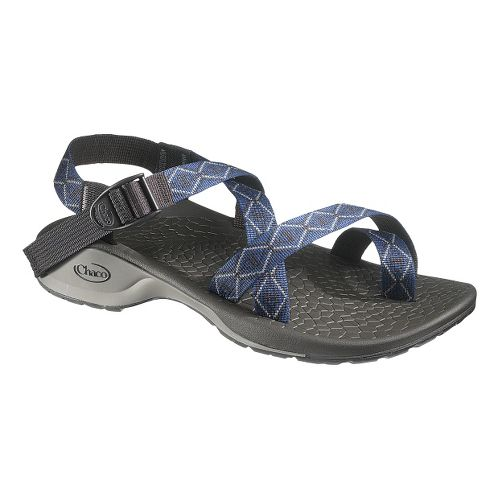 Mens Chaco Updraft 2 Sandals Shoe - Dilla Blue 10