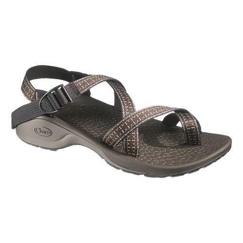 Mens Chaco Updraft 2 Sandals Shoe - Flint Green 10