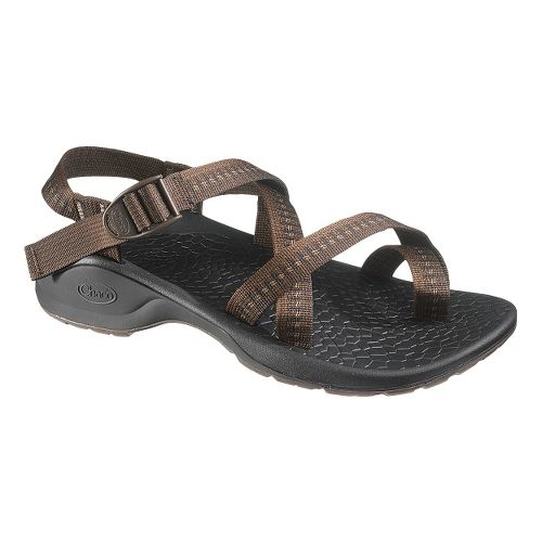 Mens Chaco Updraft 2 Sandals Shoe - Pylon Brown 7