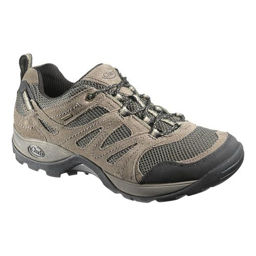 Mens Chaco Trailscope Waterproof Trail Running Shoe - Brindle 10
