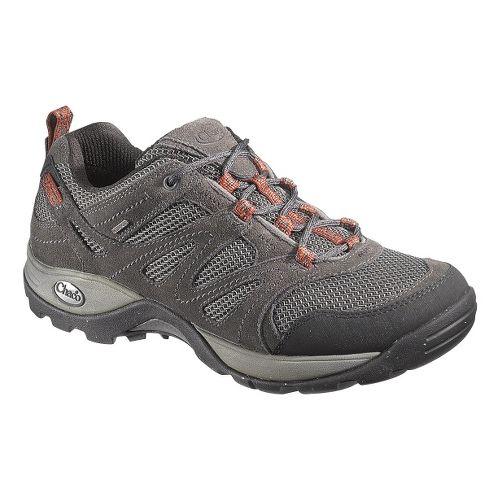 Mens Chaco Trailscope Waterproof Trail Running Shoe - Dark Shadow 13