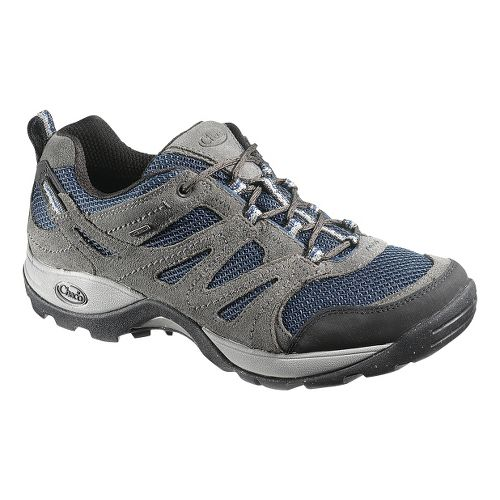 Mens Chaco Trailscope Waterproof Trail Running Shoe - Gunmetal 14