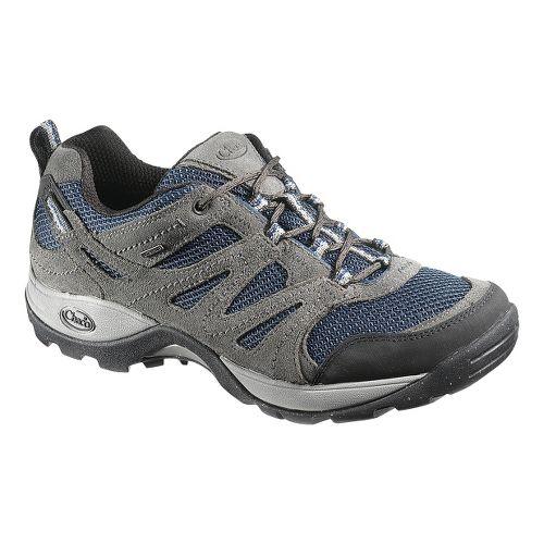 Mens Chaco Trailscope Waterproof Trail Running Shoe - Gunmetal 8.5