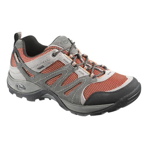 Mens Chaco Trailscope Waterproof Trail Running Shoe - Steel 10
