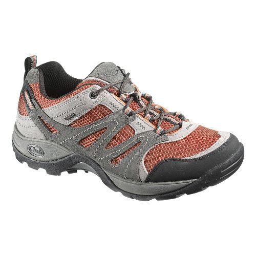 Mens Chaco Trailscope Waterproof Trail Running Shoe - Steel 8