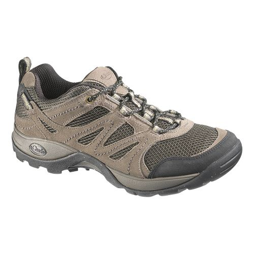 Mens Chaco Trailscope Trail Running Shoe - Brindle 8