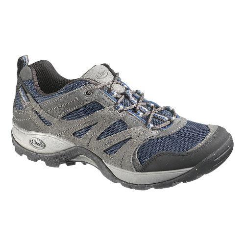 Mens Chaco Trailscope Trail Running Shoe - Gunmetal 10.5