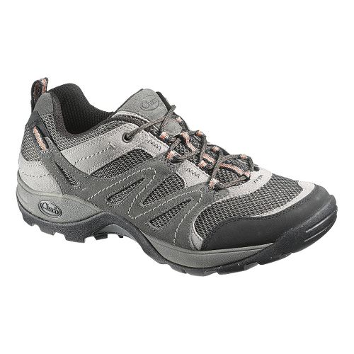 Mens Chaco Trailscope Trail Running Shoe - Steel 8